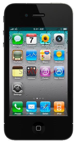 Купить Apple iPhone 4 16Gb, сравнить цены на